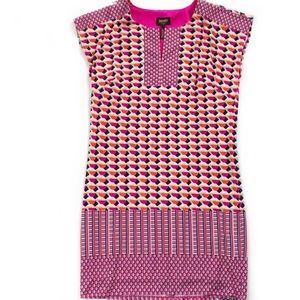 Laundry by Shelli Steal • Colorful Geometric Dress
